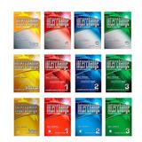 Interchange 4th Books,audios,videos,examenes Y Toefl Gratis!