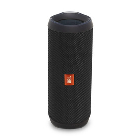 Caixa De Som Portátil Jbl Flip 4 Bluetooth Preta