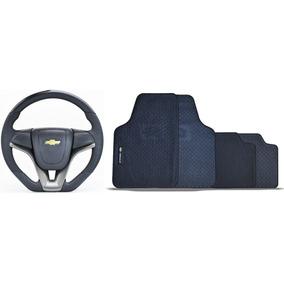 Volante Sport Cruze Onix Corsa Celta Astra Vectra Tapete Pvc