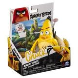 Angry Birds Muñeco Chuck Coleccionable Que Habla Original
