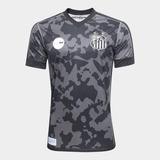 Nova Camisa Santos Uniforme 3 2017/2018 !!! Frete Grátis