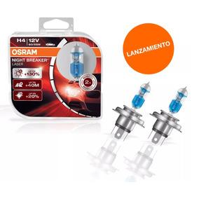 Par Lámparas Osram Night Breaker Laser H4