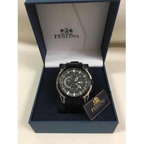 10d0179a225 1 Original Completo Relogio Festina F6820 - Relógios no Mercado ...