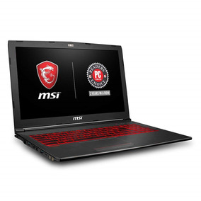 Notebook Msi Gv62 8rd-200 I5 1050ti 1tb 16gb Optane 8gb Ddr4