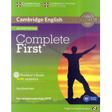 Complete First 2nd Edition (student