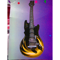 Instrumento Musical Guitarra Electrica Figura Inflable