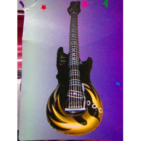 Instrumento Musical Guitarra Electrica Figura Inflable