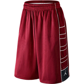 Jordan Nike Game Changer Basketball Shorts M Rojo