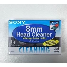 Cassette Limpiador Sony 8mm Hi8 Digital 8