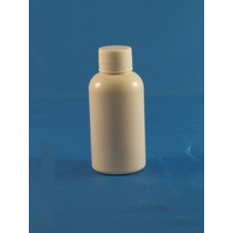 Envase De Plastico Pet New De 60ml Color Blanco