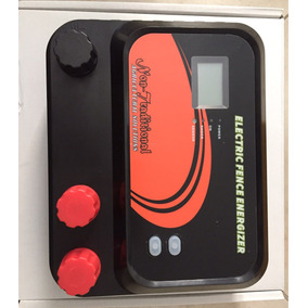 Energizador Para Cerco Electrico Ganadero De 5 Y De 8 Joules