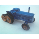 Corgi Toys England Fordson Power Major Tractor Restaurado