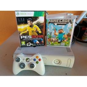 Xbox 360 Destravado 3.0 Com Jogos