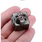 Micro Mini Camara Espia Oculta Hd Detec Movimiento Mem 8 Gb