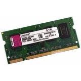 Memoria Ram 1gb Ddr2 533/667/800mhz Kingston Laptop/notebook