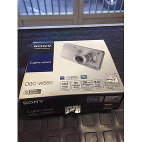 Cámara Digital Sony Cyber-shot Dsc-w560 14.1 Mpx
