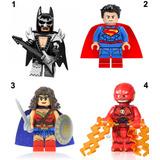 Figuras Super Heroes Marvel Dc 18 Piezas El Mejor Precio