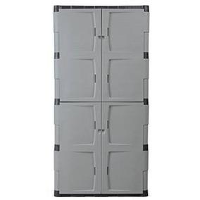 Gabinete De 4 Puertas Rubbermaid 7083 Resistente Al Agua