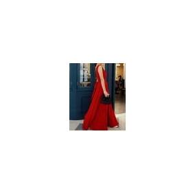 Bello Vestido Rojo A Estrenar