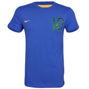 Camiseta Nike Azul Infantil Masculina Tamanho 6 - Camisetas e Blusas ... 1e85097d4b7fa