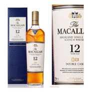 Whisky The Macallan 12 Años Double Cask 700ml Estuche