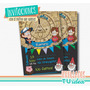 Gravity Falls Invitación - Gravity Falls Tarjetita Imprimir
