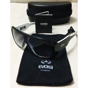 Óculos De Sol - Evoke Amplifier Black White