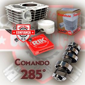 Kit De Aumento De Cilindrada Titan150 170cc Com Comando 285°