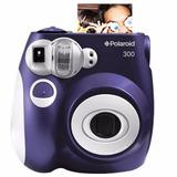 Cámara Analógica Instantánea Polaroid Pic-300 Púrpura Tienda