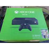 Xbox One Nueevo Sellado Con Juego Incluido 500gb