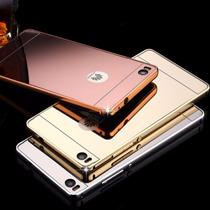 Funda Case Espejo Huawei P8, Mate 7, 8, G7, G8 Envio Gratis