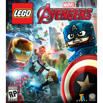 Lego Avengers Ps3 Zona Games ;)