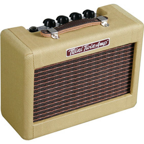 Amplificador De Guitarra Fender Mini Twin 57 Tweed