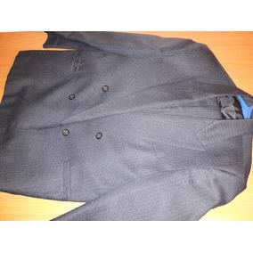 Traje De Vestir Hombre Moderno - de Hombre Gris oscuro en Mercado ... 23797e2d02a