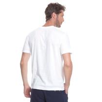 Camiseta Branca Lisa Tradicional Malha Algodão Atacado Pct