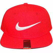 Boné Qt Nike Pro-swoosh 639534 Vermelho Original