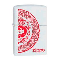 Encendedor Zippo Diseño Dragon Chino