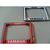 Porta Placa De Aluminio Para Moto Yamaha