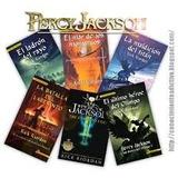 Saga De Percy Jackson Del Autor Rick Riordan En Pdf