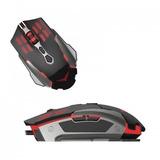 Mouse Gaming Naceb Technology Na-630,usb,gamer,negro Pc,lap