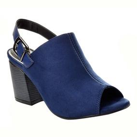 Open Boot Feminina Ramarim 17-27101-11 - Azul