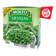 Arvejas Molto T.recart 340 Gr
