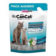 Silicas Can Cat Family Pack 7,6 Lts X 4 Unidades Para Gatos