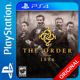 The Order 1886 Ps4 Elegi Reputacion Al Comprar