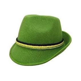 Sombrero Alpino Aleman Ropa Mujer - Vestuario y Calzado en Mercado ... d4635abda2f