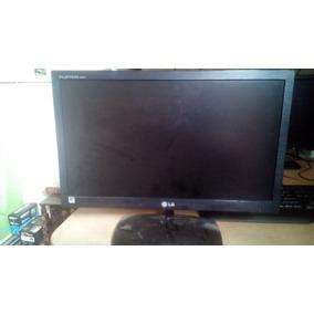Monitor Lg Flatron 20p E2051 Exelente Estado Led Ultraplano