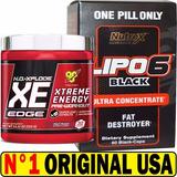 Lipo 6 Black Ultra Concentrate 60 Caps No Xplode Xe Bsn Usa