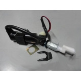 Llave Contacto Honda 110 Wave New Okinoi Kit Con Traba Cach