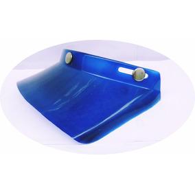 Pala Capacete Wind / Ebf /mixs / Kraft /aba Peruzinho Azul