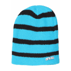 Touca Neff Daily Stripe Azul E Preto Tam. Unico Ctsports b4e5d13cd17